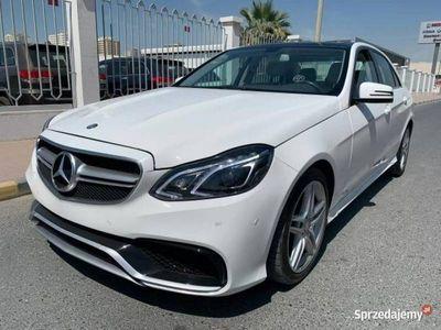 używany Mercedes E350 E 350 -Benz3.5 V6 benz. 306KM W212 AUTOM. 2014 W212 (2009-)