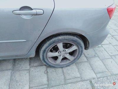 używany Mazda 3 na częsci