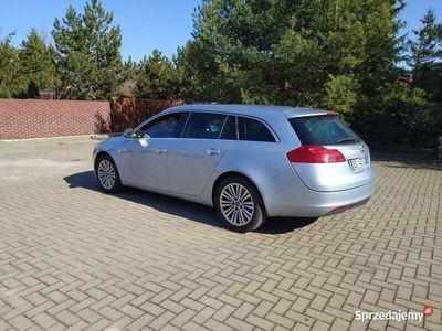 używany Opel Insignia 2013r 2,0diesel,Alu18,2x koła.zamiana