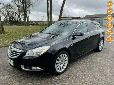 używany Opel Insignia Insignia2.0 CDTI 2010 Navigacja COSMO Stan Bardzo dobry A (2008-2017)