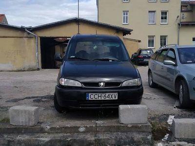 używany Peugeot Partner