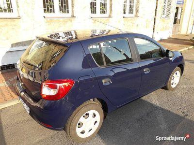 używany Dacia Sandero LPG, klimatyzacja, bezwypadkowy, oplacony