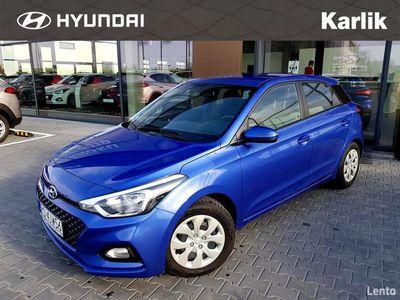 używany Hyundai i20 84KM Classic Plus bluetooth radio klima