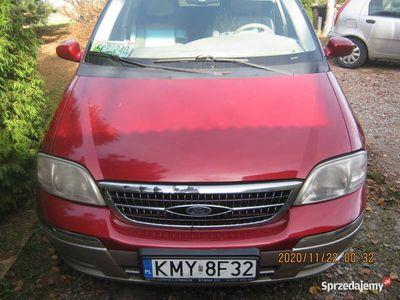 używany Ford Windstar 3.8 V6 inst. gazowa 7 osób limited 2003 r