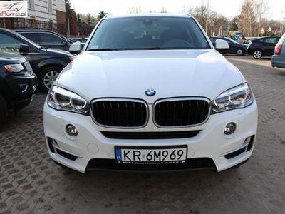 używany BMW X5 X5 2dm3 218KM 2016r. 77 000km2.5d 218KM XDRIVE 4X4