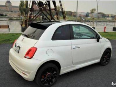 używany Fiat 500 Sport Automat Panorama