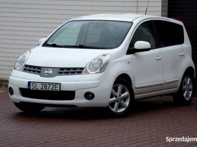 używany Nissan Note 1.4dm 89KM 2008r. 267 000km