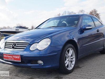 używany Mercedes 200 Klasa C W203163 KM KOMPRESOR IDEALNY ZADBANY