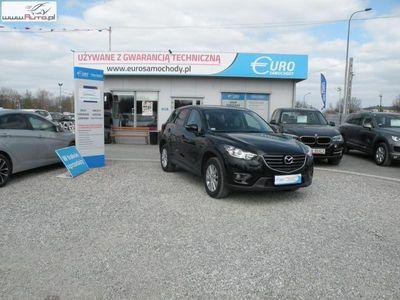 używany Mazda CX-5 2.2dm3 150KM 2015r. 108 000km F-vat,Navi,Grzane.fotele Salon Polska