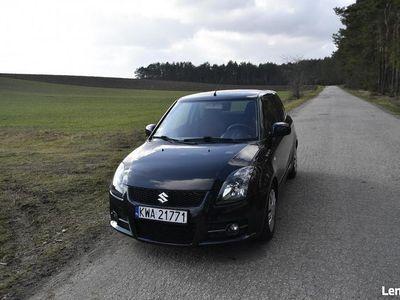 używany Suzuki Swift 1.6 Sport 2008r