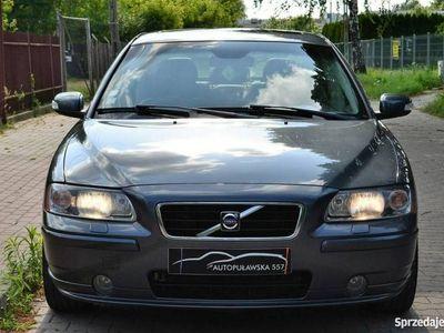 używany Volvo S60 2.4dm3 185KM 2008r. 280 000km LIFT/ Automat/ Bezwypadek/ Serwis/ Kamera/ 185KM