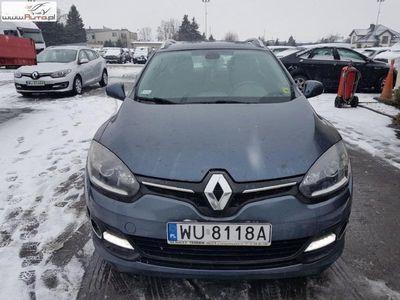 gebraucht Renault Mégane 1.5dm3 110KM 2015r. 160 403km ABS