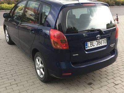 używany Toyota Corolla Verso 2.0 D4D