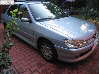 używany Peugeot 306 2dm3 90KM 2000r. 211 000km hdi ABS ręczna klima.