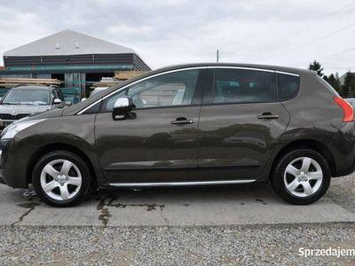 używany Peugeot 3008 nawi*gwarancja*panorama dach*chromy*ledy*head up* I (2009-2016)