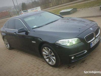 używany BMW 535 Seria 5 d xDrive 313km Luxury Line stan BDB HeadUp