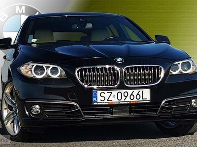 używany BMW 530 SERIA 5 d Individual Distronic DVD kamera Nappa 4xKlima, Zabrze