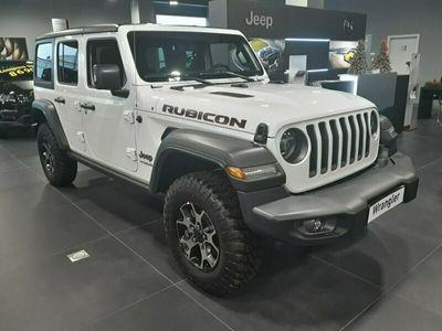 używany Jeep Wrangler 2dm 272KM 2021r. 1km