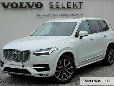 używany Volvo XC90 XC90D5 AWD Inscription 7os