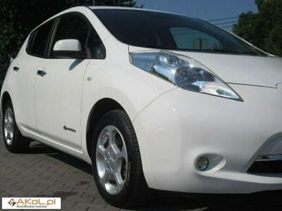 używany Nissan Leaf 0dm 109KM 2015r. 34 828km