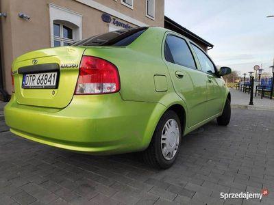 używany Chevrolet Aveo Kalos sedan 1.4 94KM Chevrolet