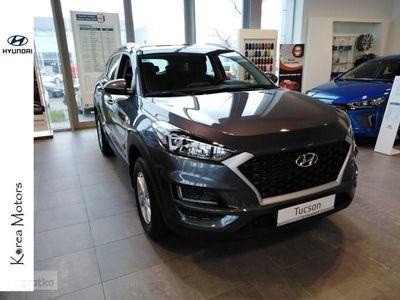 używany Hyundai Tucson III rabat: 12% (11 000 zł), Kraków