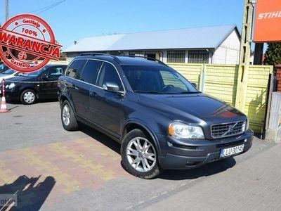 używany Volvo XC90 I 2.4d D5 185KM AWD 4x4 7-osobowy