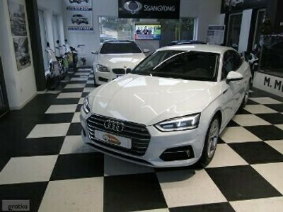używany Audi A5 III Automat*navigacja*xenon*