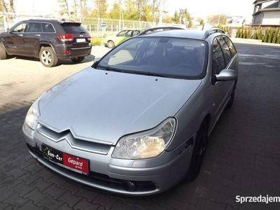 używany Citroën C5 2dm 140KM 2005r. 208 634km