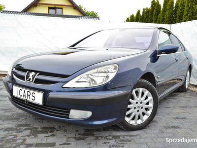 używany Peugeot 607 ZAREJESTROWANY w Polsce Climatronic