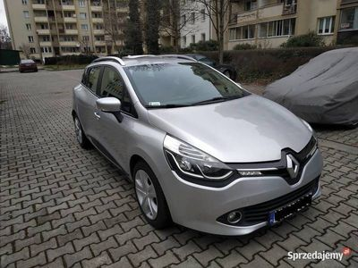 używany Renault Clio GrandTour 1.5 dCi 2016r., FV 23 %