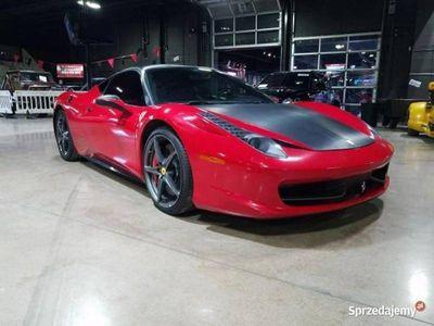 używany Ferrari 458 458Italia 4.5 l V8 570KM 2014