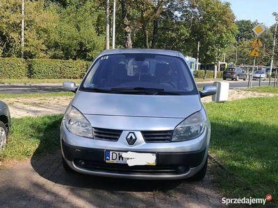 używany Renault Scénic II 2006 1.9 Dci 130 ps