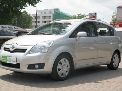 używany Toyota Corolla 1.8 Sol 7os Benzyna, 2007 r.