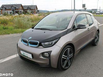 używany BMW i3 rex elektro pełna opcja model 2016 zamiana