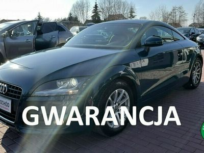używany Audi TT II (8J)