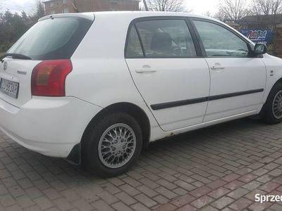używany Toyota Corolla 1.4 Benzyna 2002r.