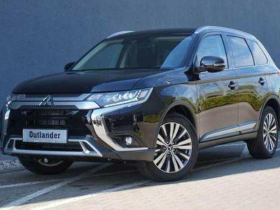 używany Mitsubishi Outlander Instyle; 4WD/CVT; 2.0/150KM; MY2020-nowy-5lat gwarancji