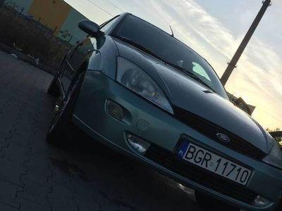 używany Ford Focus Mk1 1.6b 1999r. OKAZYJNIE