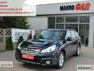 używany Subaru Outback D - AWD - salon Polska - serwis - automat