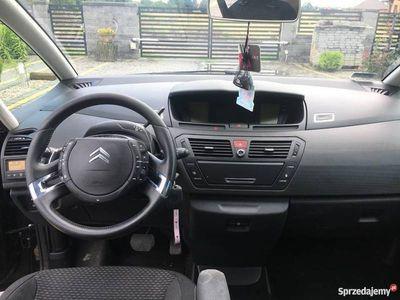 używany Citroën C4 Picasso 2010 r.