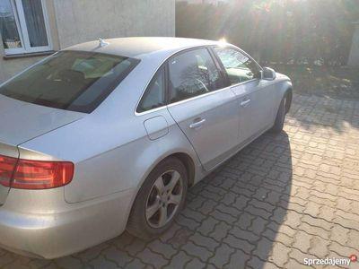 używany Audi A4 B8 2.0 TDI COMMONRAILI