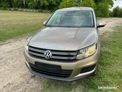 używany VW Tiguan 2.0 TFS 4x4 2013r benzyna