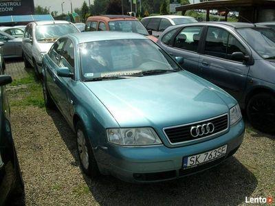 używany Audi A6 z gazem C5 (1997-2004)
