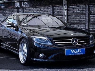 używany Mercedes 500 Klasa CL W216Pakiet AMG - Salon Polska! Serwisowany ASO!