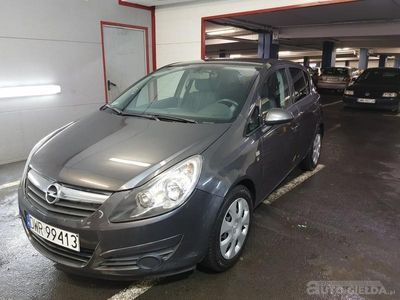 used Opel Corsa WERSJA LIMITOWANA