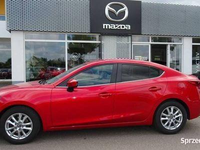 używany Mazda 3 2dm 120KM 2014r. 156 000km