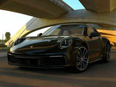 używany Porsche 911 Carrera 4