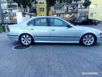 używany BMW 523 e39SWAP 2.8 1997r