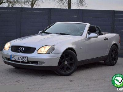 używany Mercedes SLK200 R170 2.0 136KM